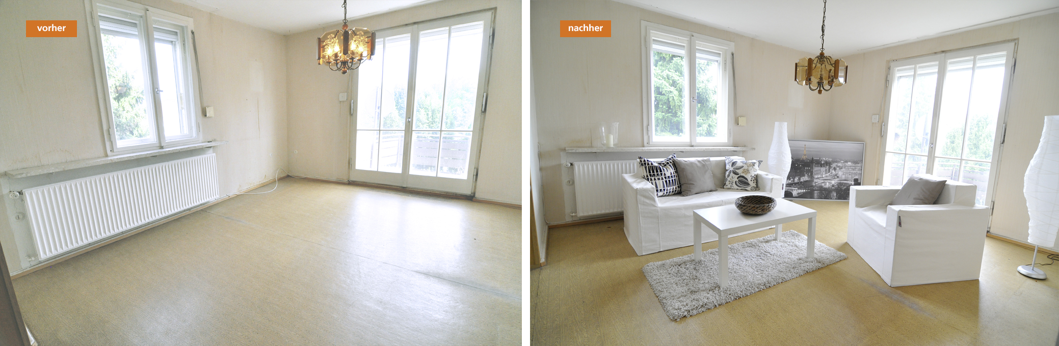 Home Staging | VR-Bank Immobilien Coburg